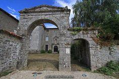 Ancien couvent des Carmes à Mortemart.