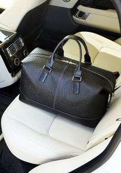 It's time for another weekend getaway and there's not a more perfect companion than the MacCase Overnight Bag. Leather Overnight Bag, Best Ipad, Bridge Design, Black Satin, Baddie, Travel Bags, Leather Shoulder Bag, Branding Design, How Are You Feeling