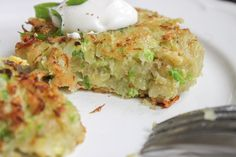 Amazing Brussels Sprout Latkes