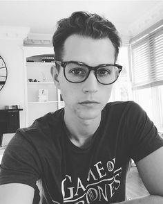 James McVey looking good in those glasses