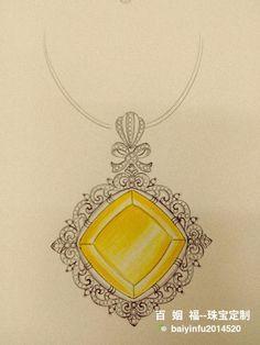 jewelry design by Baiyinfu2010520