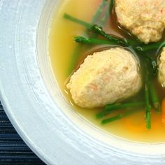 Shrimp Quenelles - A Paleo update of the classic French seafood dumpling