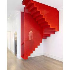Block colour - Staircase