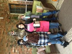 "Duck Dynasty Happy Happy Happy Halloween (sadly.. Im already ""equipped"" to be Ms. Kay...lol)"