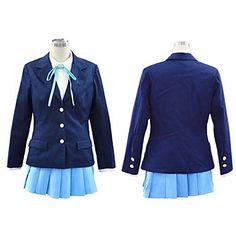 k-on Schuluniform cosplay Kostüm - EUR € 41.24