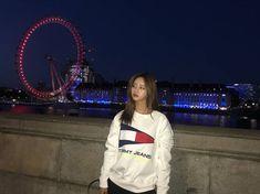 Nayeon Bias Wrecker Lee Hyeri, Girl Day, Nayeon, Girl Group, Rain Jacket, Windbreaker, Actresses, Celebrities, Bias Wrecker