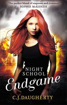 Endgame | C.J. Daugherty > how will it all end?? goodness I love books about boarding schools.
