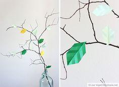 Origami-Blätter   dekotopia