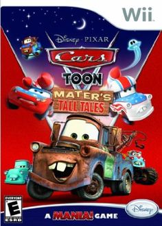 Cars Toon: Mater's Tall Tales Your #1 Source for Video Games, Consoles & Accessories! Multicitygames.com