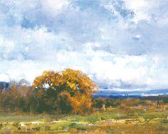 Landscapes – Cyrus Afsary | Award Winning Realist Artist