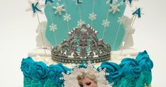 Torturi personalizate Twins Cake, Cake Art, My Little Pony, Crown, Corona, Art Cakes, Mlp, Crowns, Crown Royal Bags