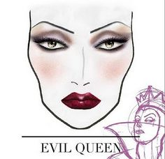 I am going to a Halloween Party this week. I think I will go as an Evil Queen