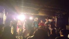 2016/05/11 NATURE DANGER GANG in DEAD180@新宿LOFT 2016年5月11日(水) NIGHT ON THE PLANET! 9th AnniversaryオモチレコードpresentsDEAD 180@新宿LOFT NATURE DANGER GANG ちんこが出たので途中まで 出演者 KING BROTHERS GEZAN Have a Nice Day! NATURE DANGER GANG BAQUEBAバッキバ