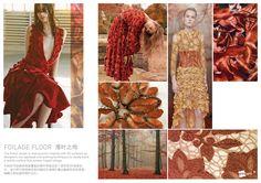 SPINEXPLORE - AW 2017 -2018 Trend fashion knitwear | Biomimicry > Plants & Algea