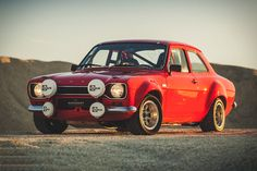 Here in the US, mention the Ford Escort and it brings up memories of a plain, completely forgettable compact car. But in Europe, the Escort...