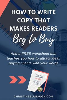 Is your web copy attracting your ideal clients and creating more cashflow for…