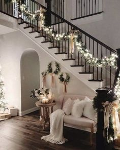 7 Christmas Home Decor - It's proper right here: Our last Christmas adorning data! Deck the halls (and every single room i -