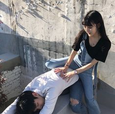 Swag Couples, Cute Couples Goals, Couple Goals, Korean Couple, Best Couple, Korean Girl, Ulzzang Couple, Ulzzang Girl, Poses