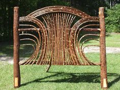 Our Willow Products Rustic Outdoor Furniture, Log Cabin Furniture, Amish Furniture, Handmade Furniture, Willow Furniture, Wood Furniture, Furniture Ideas, Fire Pit Chairs, Bent Wood