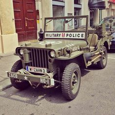 Military Police Issued