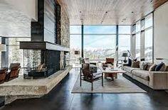 Modern Mountain Home Design In Incredible Mountain Modern House Pictures 4828