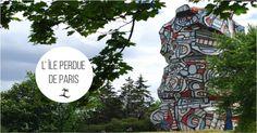 Promenez-vous sur une île méconnue sans quitter Paris. Le petit lopin de terre de l'île Saint-Germain est un écrin de campagne pour connaisseurs.