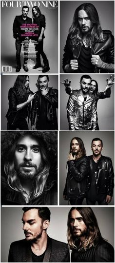 The Leto's. Great pictures!!!