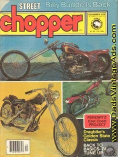 "1978 Street Chopper – Billy Budde's ""Sweet Suzanne"""