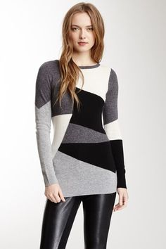 Cashmere Intarsia Sweater by Lochleven on @HauteLook.com Quick sale from s$289 to $79 today and its real cashmere.10-24-13