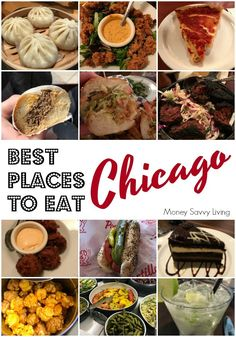 There is so much good food in Chicago! Here are some of the best places to eat in Chicago to find all of the Chicago-style classics! Unique Restaurants, Chicago Restaurants, Asian Buns, Chicago Style, Food In Chicago, Chicago Trip, Chicago Travel, Italian Beef, Beef Sandwich
