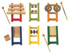 Rhythmusgruppe, 6er-Set: Amazon.de: Spielzeug