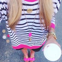 Kendra Scott Rayne necklace and Kate Spade bow espadrilles