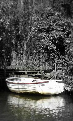 Row your boat by Matt1138, via Flickr