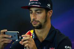 Daniel Ricciardo - Red Bull - Formel 1 - GP USA - Austin - 22. Oktober 2015