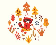 A perfect autumn day by hsinping on Etsy, $20.00
