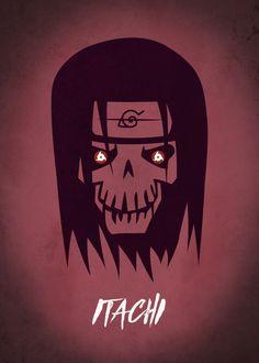 Itachi skull