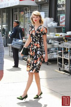 "Taylor Swift ""Out And About"" leaving the gym in NYC. - Modcloth-GOTS-VFPDGSKH-Tom-Lorenzo-Site-TLO (3)"