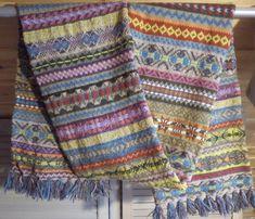 #шарф. #вязаный_шарф. #жаккардовоевязание. #fairisleknittingdesign. #fairisle. #knitting. #vjazhu. #vjazhu_vjazhu. #mode. #жаккардовыйузор