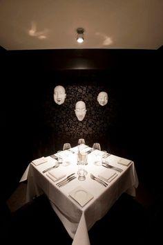 Romance lighting at Jacksons Restaurant. A Lighting Options Australia project. #RestaurantLighting, #LightingInspiration, #LightingOptionsAustralia