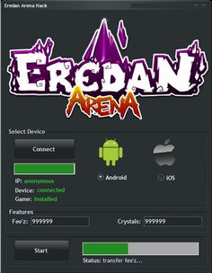 Would you like to figure out how to secure a loads of Feez and Crystals in simple method for this Eredan Arena amusement, Get all the boundless Feez and Connect Games, Taking Back Sunday, Working Games, Game Update, Online Tests, Best Games, Cheating, Hack Tool, Ios