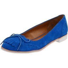 So Sweet - these Blue Shoes    Look at how well made they are. The details are really gorgeous!