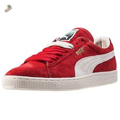 Puma Puma States Nm Unisex Trainers Red White - 5 UK - Puma sneakers for women (*Amazon Partner-Link)