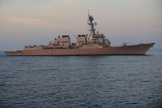 USS Winston S. Churchill (DDG 81) from US Navy