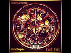 CLOCK WORK x M$.CA$HVILLE THE FINE$T ||ProdBy king Mezzy + 2017