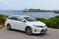 Toyota Auris, City Car, Modern Design, Contemporary Design