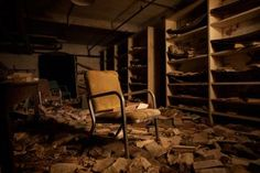 Northwood Asylum (pseudonym): an Abandoned Psychiatric Hospital at an undisclosed place in United States of America