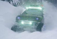 Video: Ken Block's Ford F150 RaptorTRAX Shredfest http://www.sprhuman.com/2014/10/video-ken-blocks-ford-f150-raptortrax-shredfest/