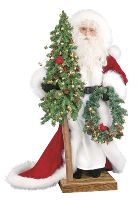 Father Christmas Ditz Designs 29 inch Yesterdays Christmas