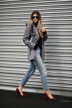 Skinny Jeans Street Style – Ιδεες για να φορεσεις με στυλ το αγαπημενο σου skinny jean – FaShionFReaks