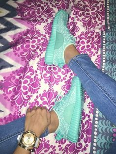 Yeezy Shoes Adidas Blue